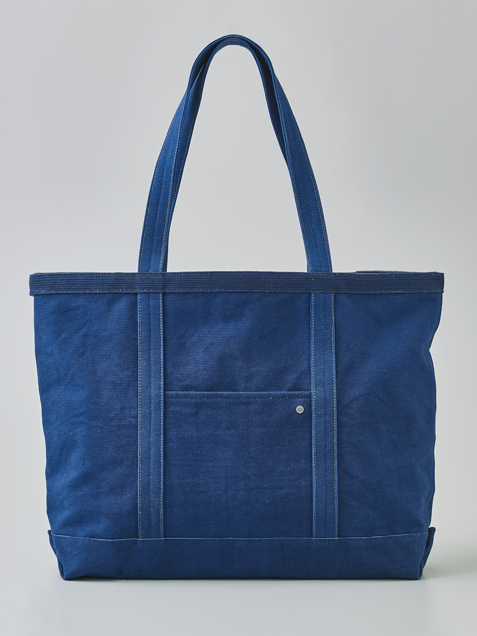 BUAISOU. × Faculty Inked Deep Indigo Bag